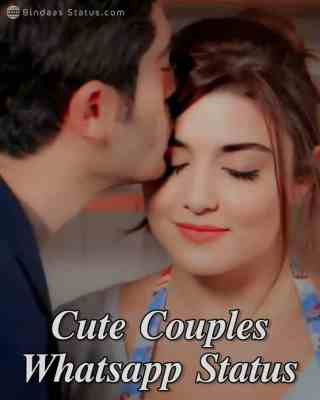 Cute Couples Whatsapp Video Status
