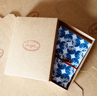 A gift set of Post Cards