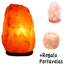 Lámpara de sal 2-4 KG