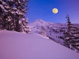 LAS FASES LUNARES DEL MES DE FEBRERO: luna llena de la nieve