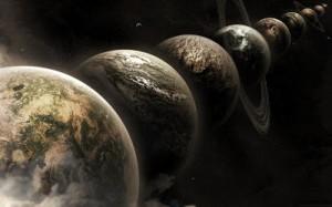 Parallel Universes 1