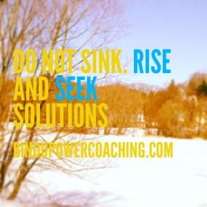 Seek solutions