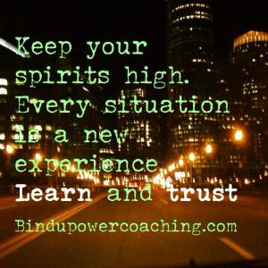 LEARN AND TRUST