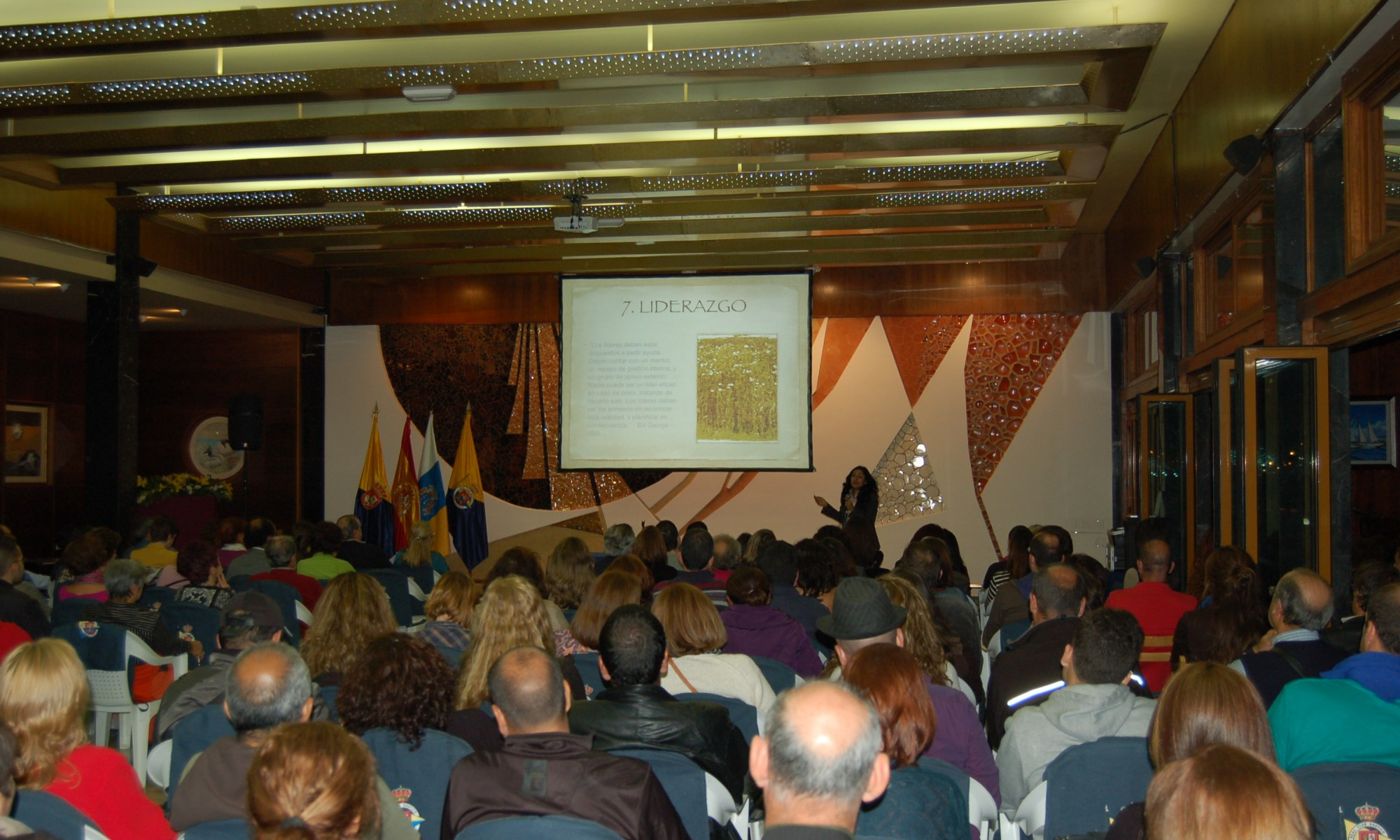 6 Videos Conferencias RCNGC