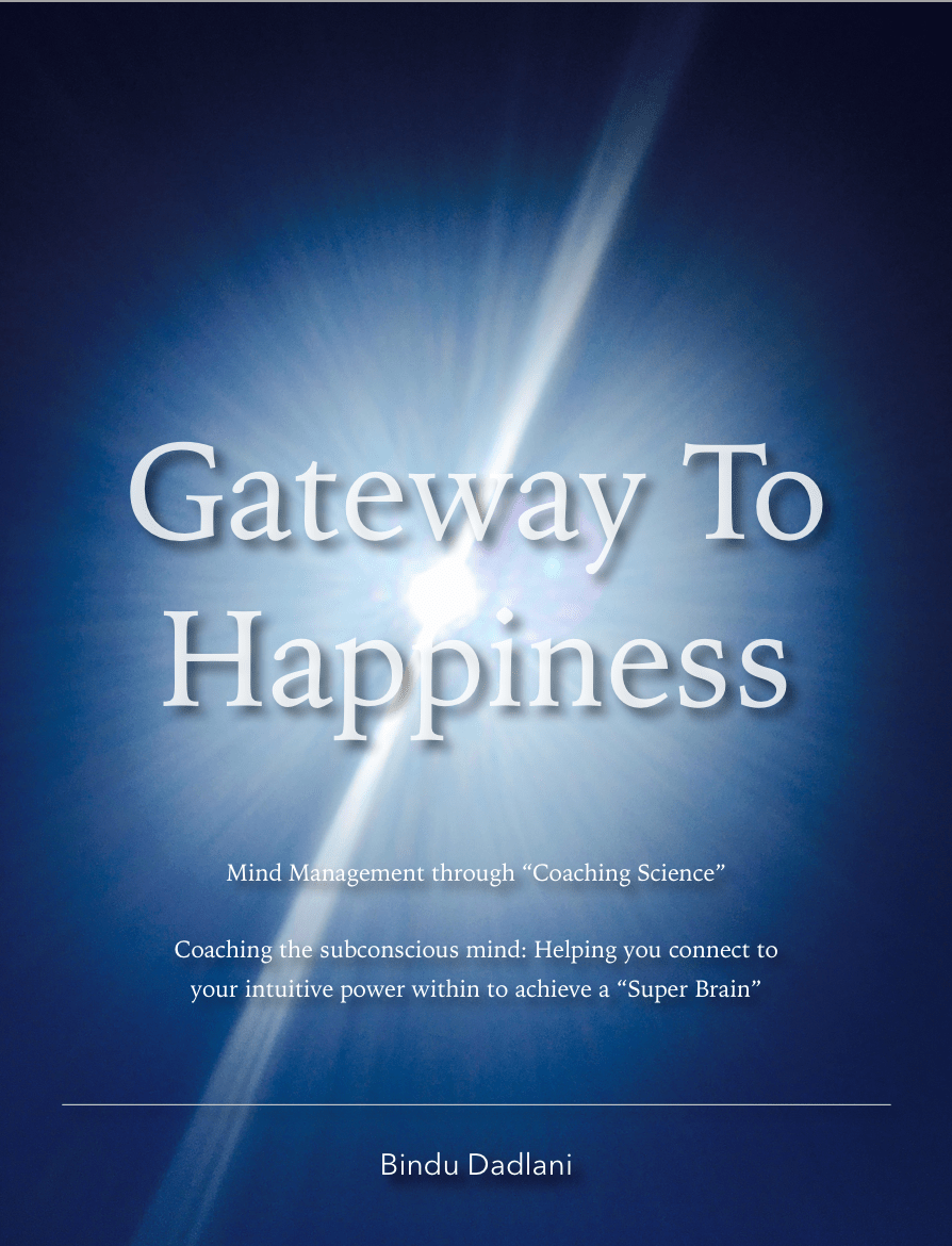 Gateway to Happiness NEW Book Release