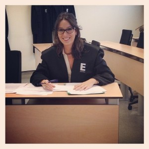 Student Testimonial Esade Business Law Degree