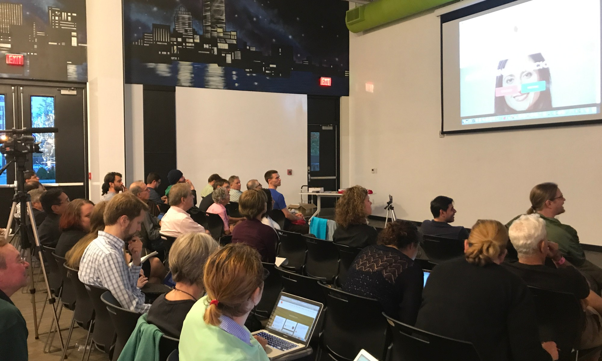 Boston WordPress Meetup Keynote
