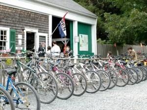 Little Capistrano Bike and Nauset Trail, Eastham, Cape Cod
