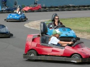Bud's Go Karts, Harwich, Cape Cod