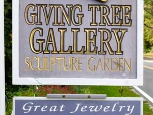 Giving Tree Gallery, East Sandwich, Cape Cod
