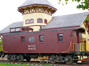 Railroad Museum, Chatham, Cape Cod