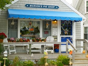 Marion's Pie Shop, Chatham, Cape Cod