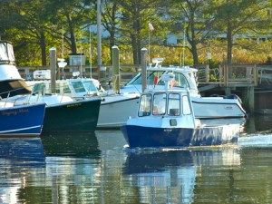 Rock Harbor and Charter Fishing, Orleans, Cape Cod