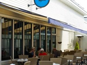Bleu restaurant, Mashpee, Cape Cod