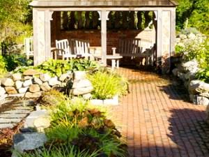 St. Mary's Church Gardens, Barnstable, Cape Cod