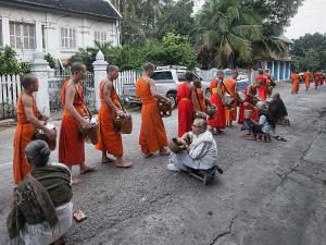 Laos, land of living Buddhism