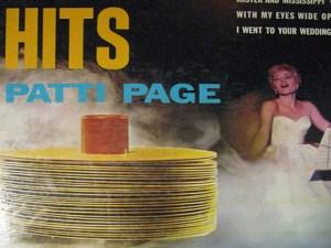 Patti Page and Old Cape Cod