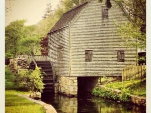 Dexter Grist Mill, Brewster, Cape Cod