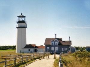 Cape Cod Light or Highland Light, Truro, Cape Cod