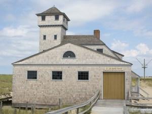 Old Harbor Lifesaving Station, Provincetown, Cape Cod