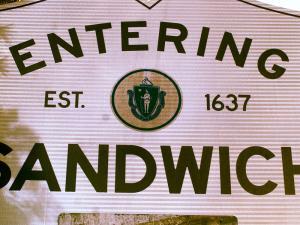 Sandwich, Cape Cod