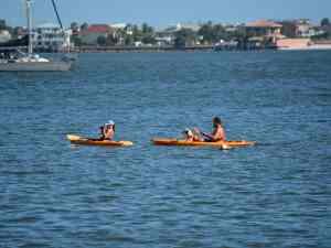 St. Augustine waterfront, Florida