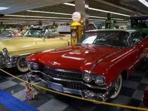 Tallahassee Auto Museum, Florida