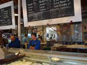 Mayport seafood, Florida