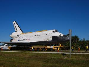 Space Shuttle Atlantis, , Space Coast