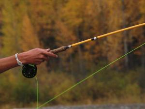 Glacier Outdoor Center is the fly-fishing headquarters in Glacier.