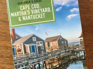 Cape Cod Explorers Guide 11ed-KG