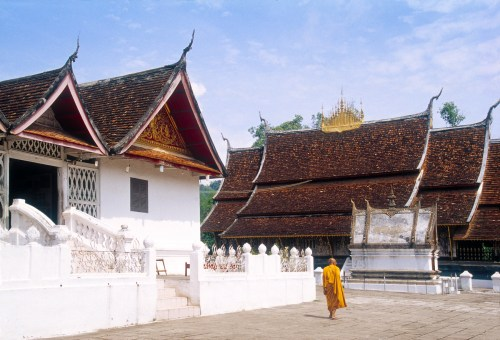 Wat Xien Thong, Luang Prabang, Laos , Asisa and the Middle East