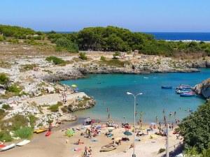 Porto Badisco Beach, Puglia