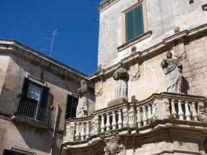 Baroque architecture in Lecce, Puglia
