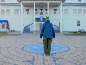 Labyrinth at Edgar Cayce Association for Research & Enlightenment