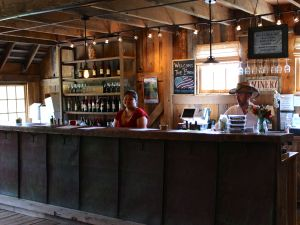 Barns at Hamilton Station Tasting Bar