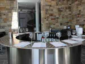 Boxwood Estate Winery Tasting Bar