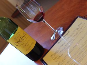 Ox-Eye wines are consistently of the highest caliber.