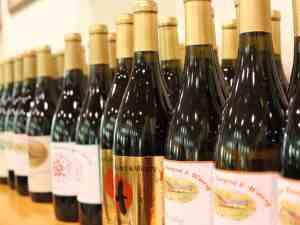 Abingdon Vineyard and Winery Bottles