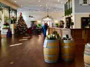 Breaux Vineyards Tasting Bar
