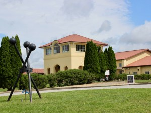 Breaux Vineyards Tasting Complex