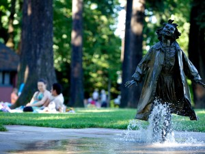 Beverly Cleary Sculpture Garden