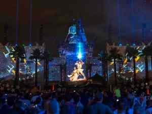 Star Wars: A Galactic Spectacular at Disney's Hollywood Studios Orlando
