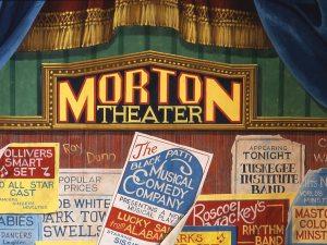 Morton Theater Curtain