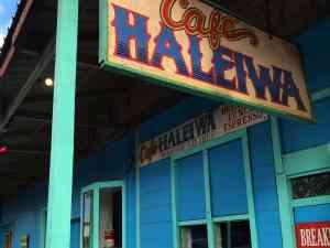 Cafe Haleiwa, Find the Real Hawaii on Family-Friendly Oahu, Oahu, Hawaii
