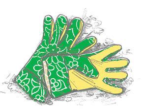 Gartenhandschuhe - Gartenhandschuhe