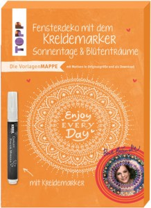 Vorlagenmappe Mandala 1 - Vorlagenmappe Sonnentage & Blütenträume