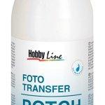 Fototransfer Hobbyline - Farben & Zubehör