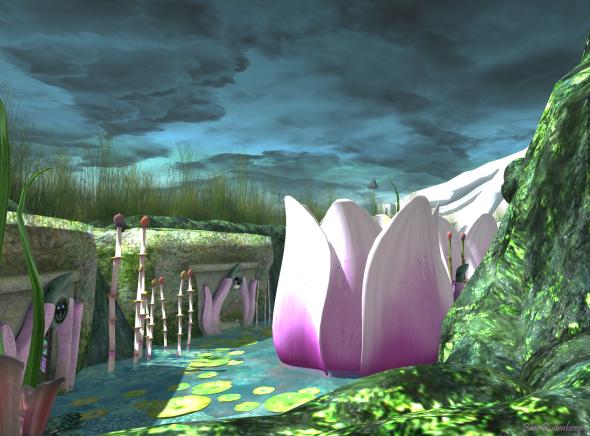 Giant Lilipots