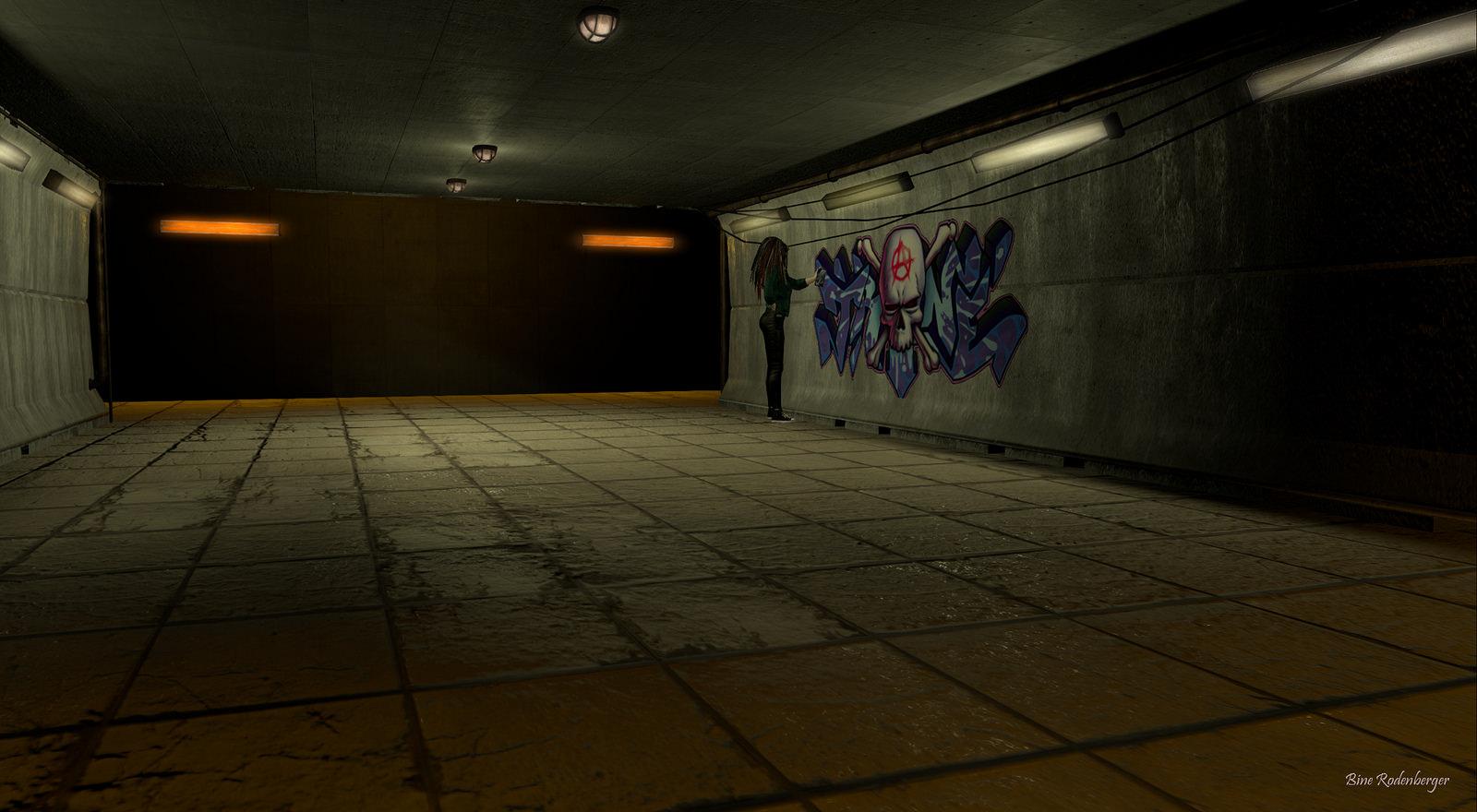 Making grafitti